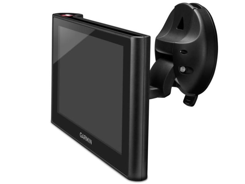 Garmin nuviCam LMTHD: автомобильный навигатор с функциями видеорегистратора