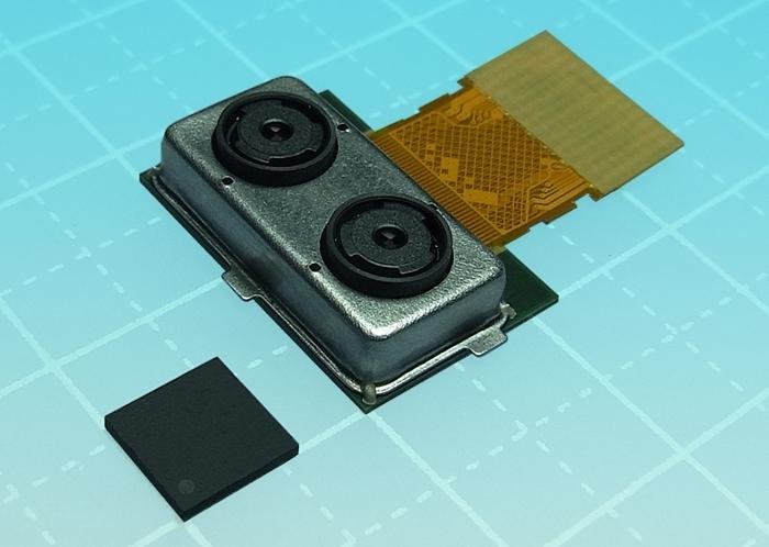 Двойной модуль камеры Toshiba (фото компании-производителя)