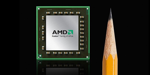 Система на чипсете AMD Фьюжн