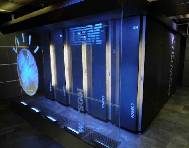 IBM/Bob Goldberg/Feature Photo Service