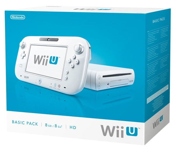 Nintendo Wii U Basic