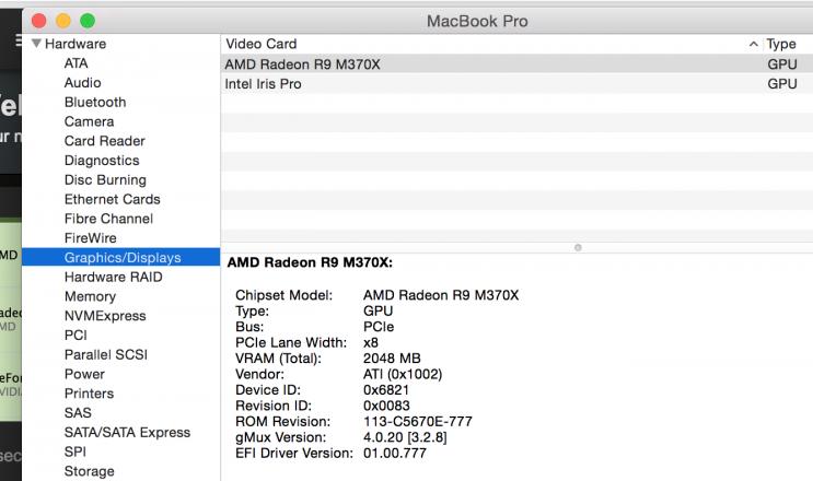 AMD RADEON R9 M370X GRAPHICS DRIVERS WINDOWS XP