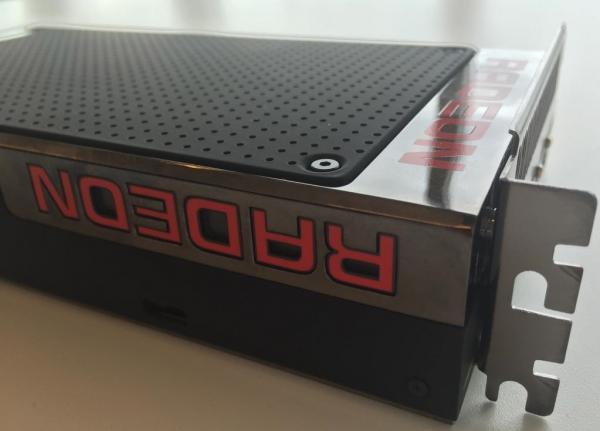 AMD Radeon на базе графического процессора Fiji