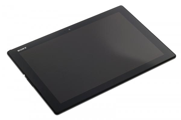 Sony Xperia Z4 Tablet – лицевая панель