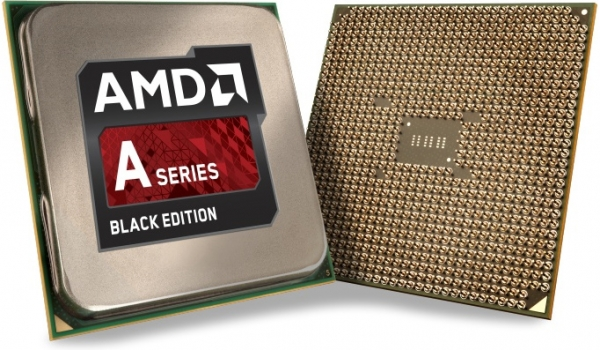 Гибридный процессор AMD A10 Black Edition