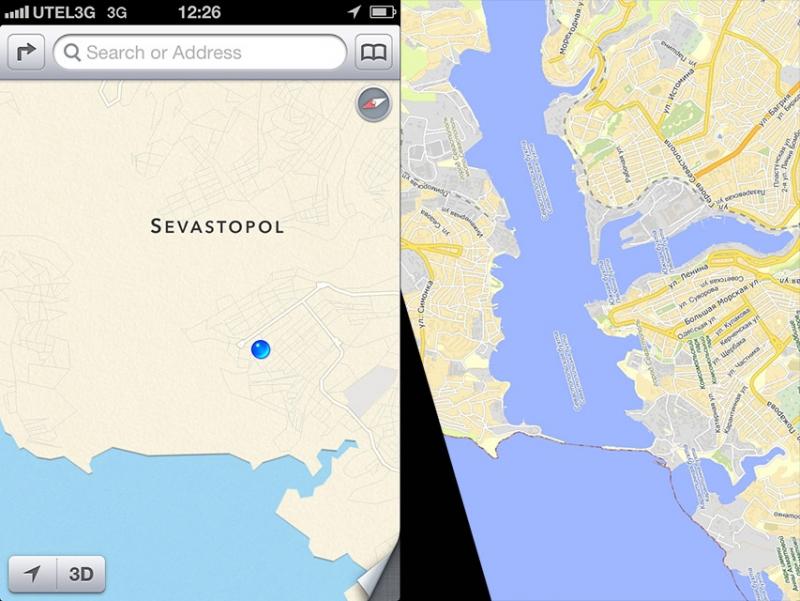 Таинственные авто Apple собирают данные для Apple Maps