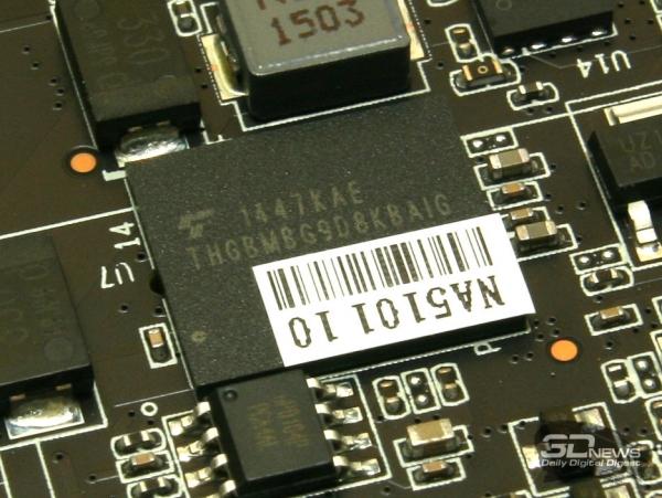 Модуль eMMC