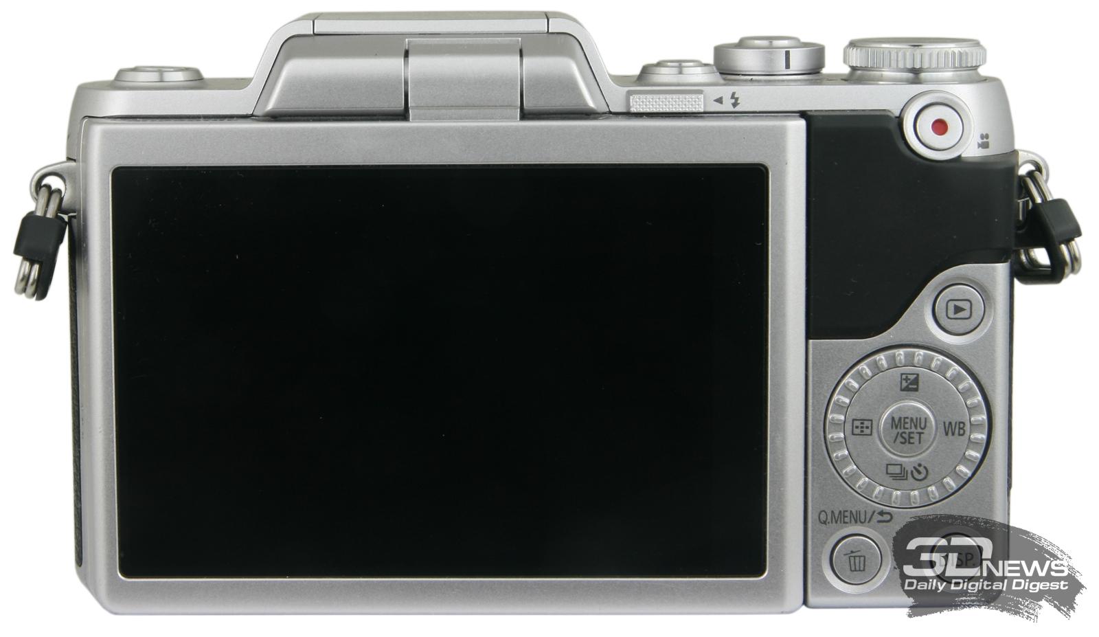 Обзор«беззеркалки»Panasonic Lumix DMC-GF7: перекройка по новымлекалам