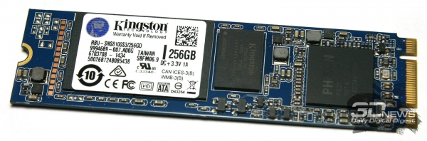 Модуль SSD Kingston RBU-SNS8100S3/256GD