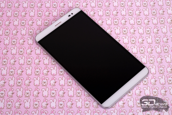 Знакомьтесь, Huawei MediaPad X2