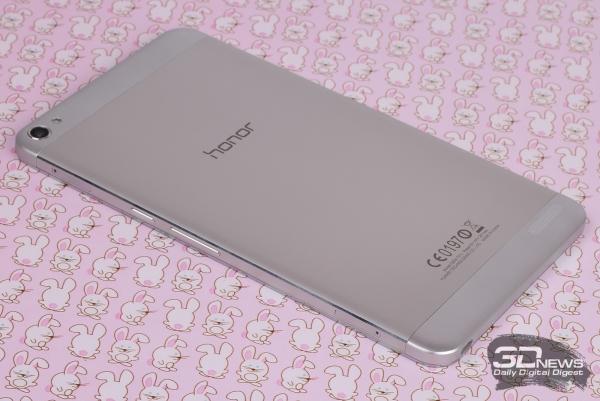 Huawei MediaPad X2 – боковые стороны
