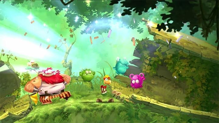 игра скачать Rayman - фото 6