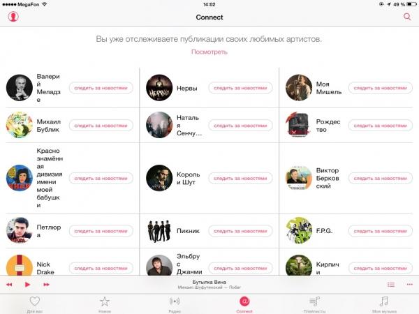 Социальная платформа Connect