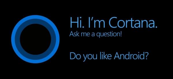 В Интернет утекла бета-версия Cortana для Android