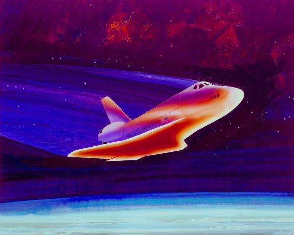 Не смотря на 135 полётов системы Space Shuttle, по мнению Илона Маска, крыльям в космосе делать нечего