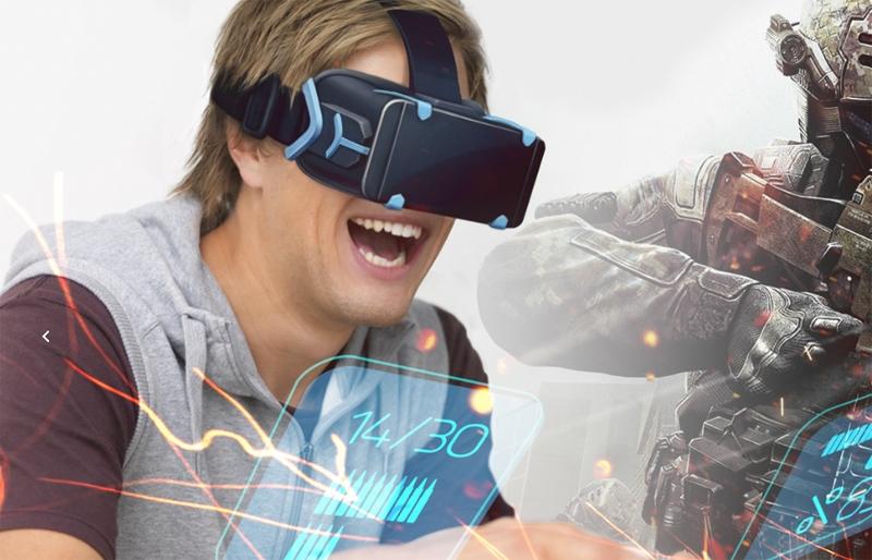 Фибрум очки виртуальной реальности алюминиевый кейс фантом оригинальный (original)