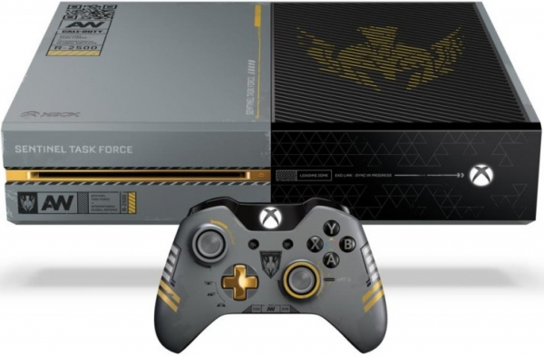 Microsoft Xbox One Call of Dury Edition