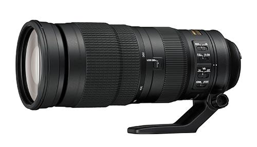 AF-S Nikkor 200-500mm F5,6E ED VR