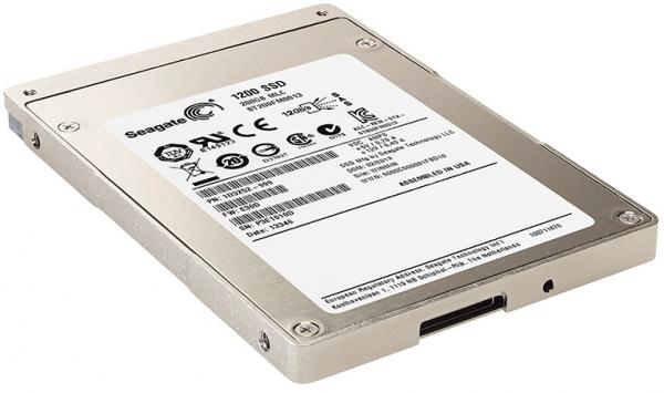 SSD разработки Seagate
