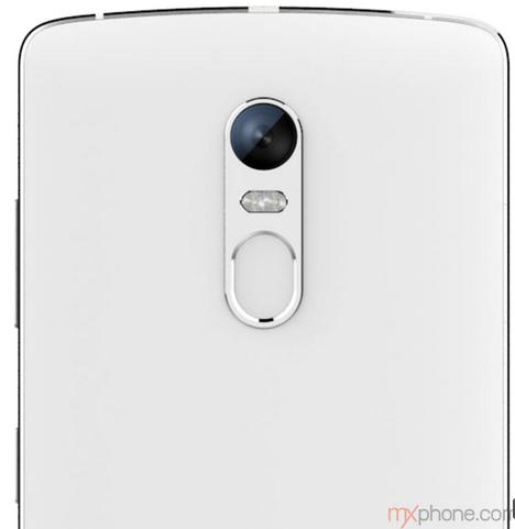 20-Мп камера Lenovo Vibe X3