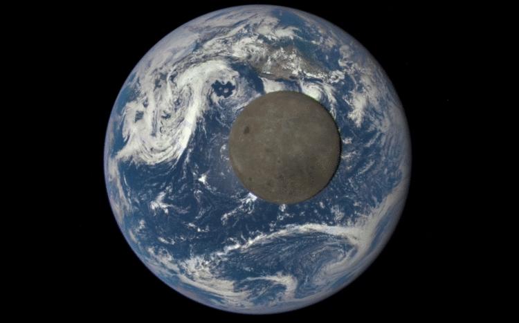 фото земли из