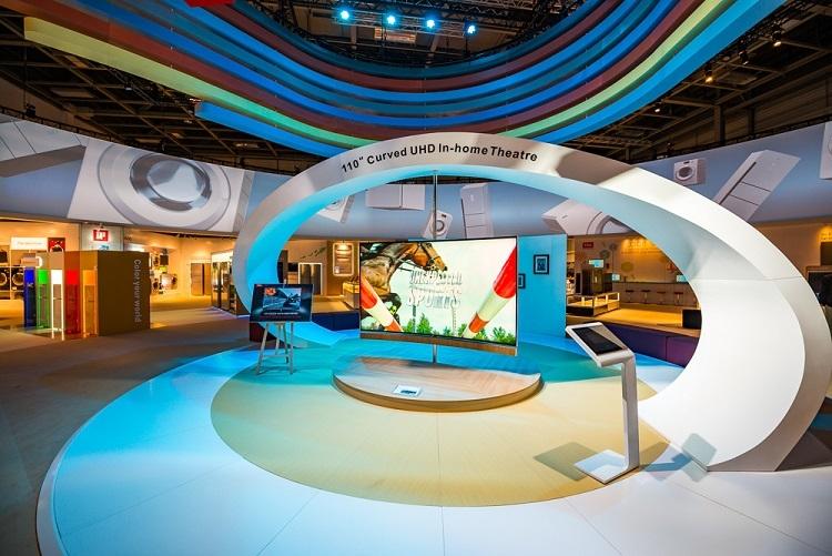 TCL презентовала первый в мире Ultra HD-телевизор с ...