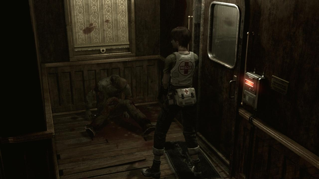 Resident evil zero скачать на пк