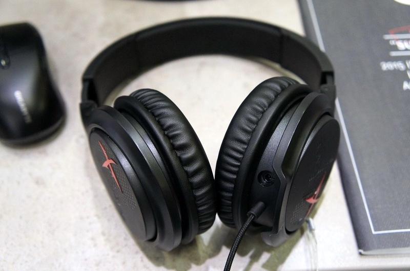 Sound BlasterX H3: пластиковая конструкция