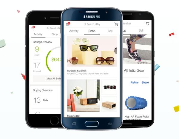 Ebay приложение скачать - фото 8