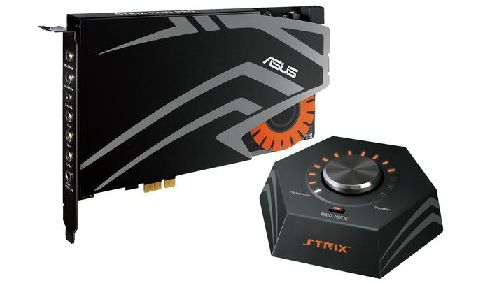 Strix Raid Pro отличается от Strix DLX начинкой, но не внешностью