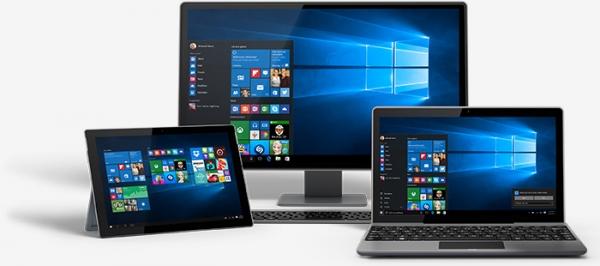 Персональные компьютеры на базе Microsoft Windows 10