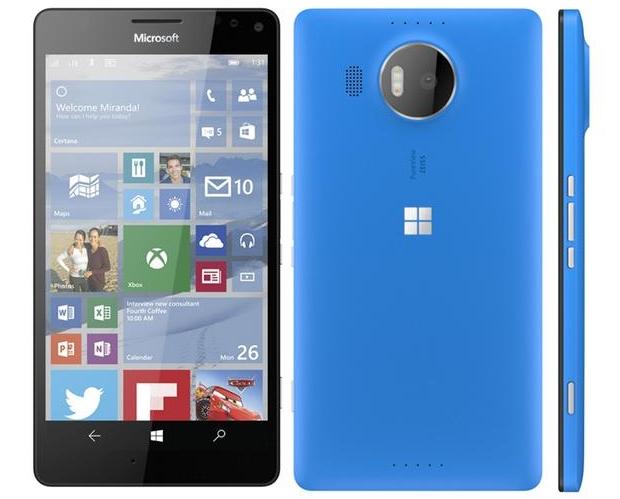 Microsoft Lumia 950 XL (Cityman)