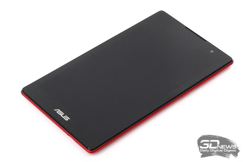 ASUS ZenPad C 7.0 – лицевая панель