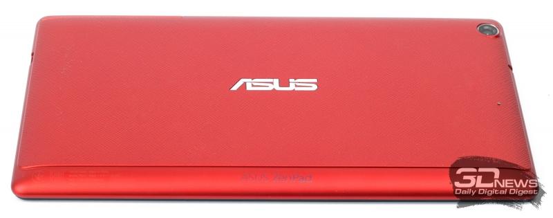ASUS ZenPad C 7.0 – вид с торца