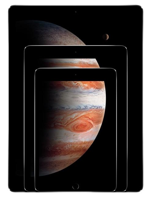 Семейство микропланшетов Эпл iPod — Pro, Эйр, мини