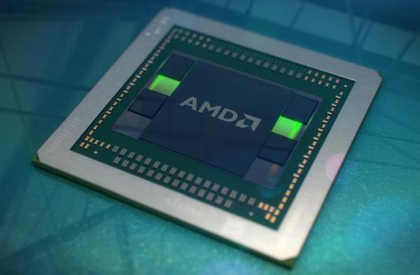 Графический процессор AMD Fiji