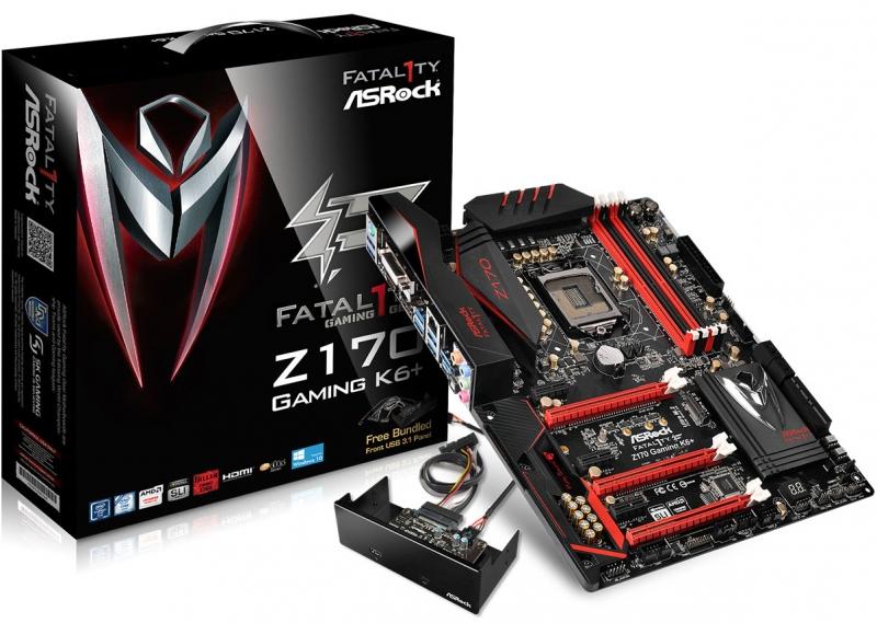 ASRock Fatal1ty Z170 Gaming K4 Atheros LAN Driver Download