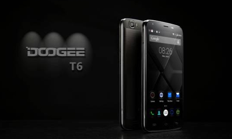 Смартфон Doogee T6 будет иметь батарею ёмкостью 6250 мА·ч ...