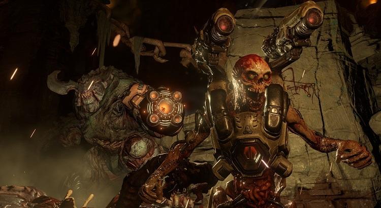 скачать игру Doom 4 через торрент бесплатно на компьютер на русском img-1