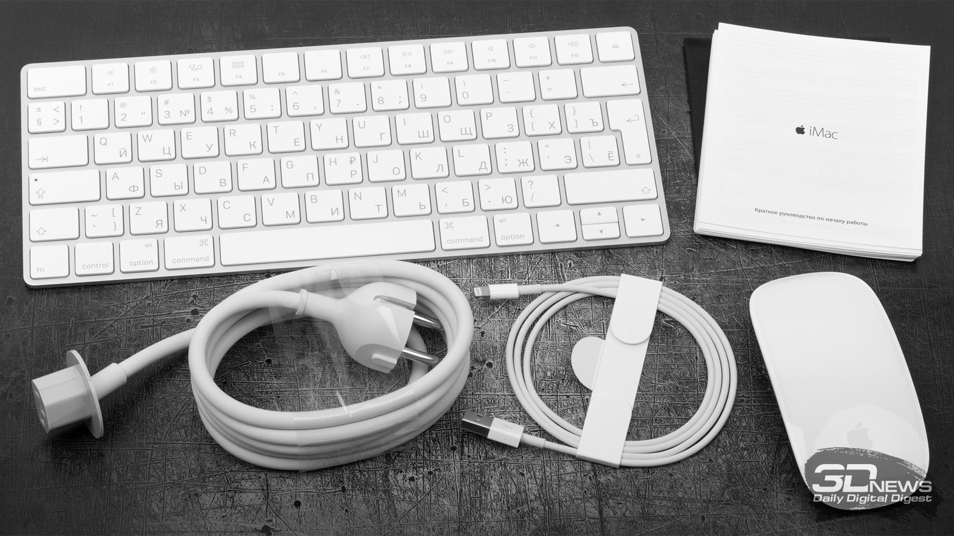 проводная клавиатура от apple инструкция