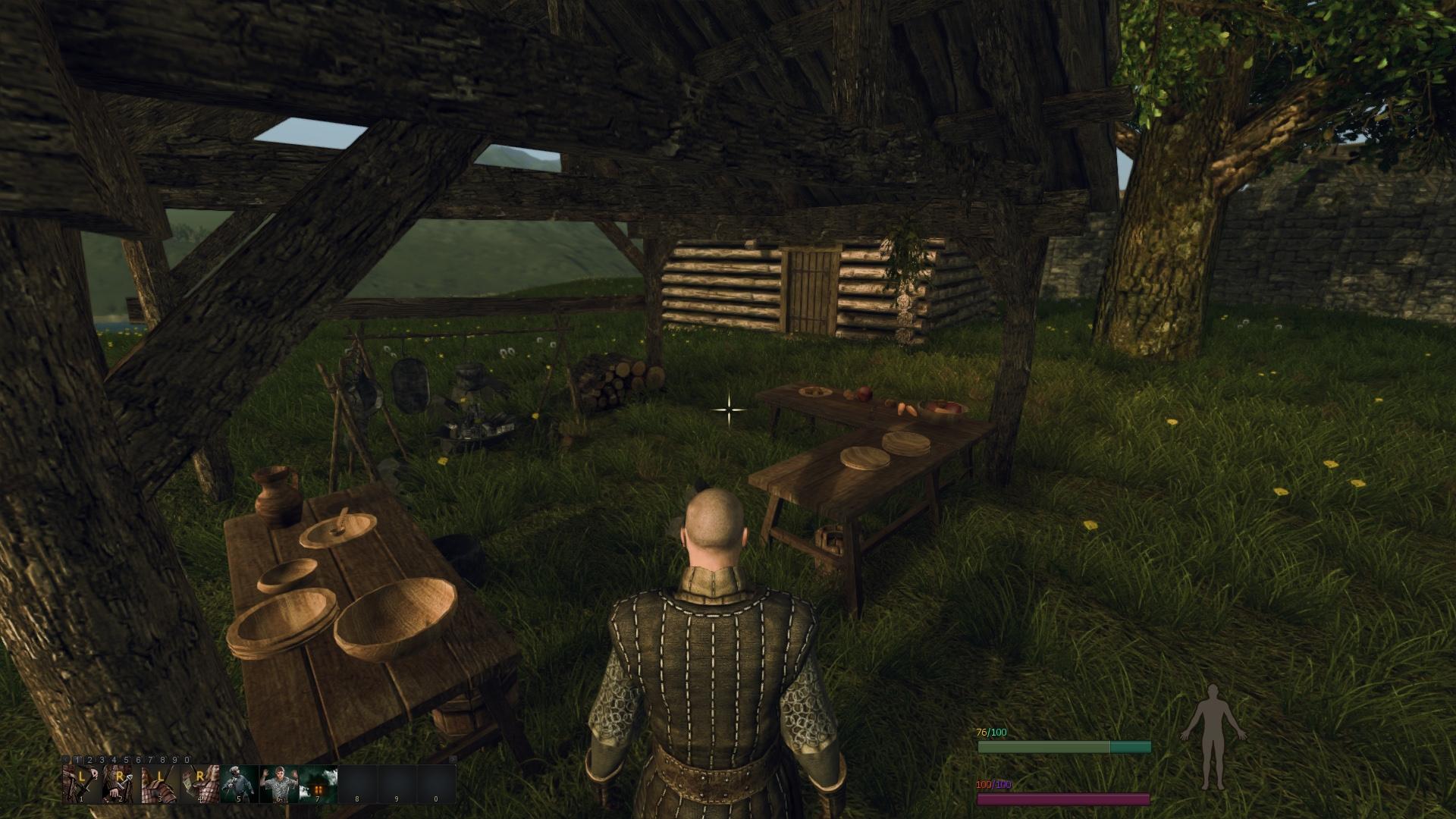 Симулятор средневековой жизни скачать