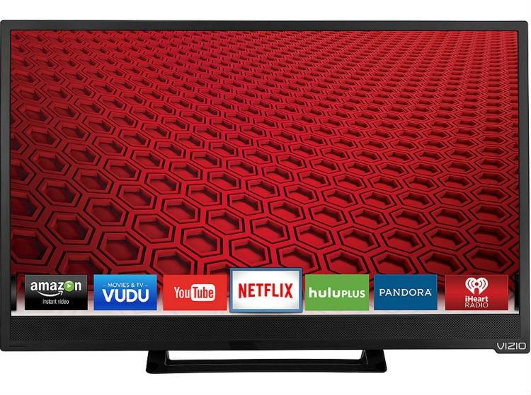 Vizio торгует данными о предпочтениях владельцев смарт-ТВ