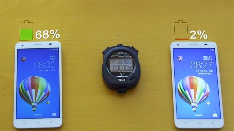 Huawei разработала технологию мгновенной зарядки ...