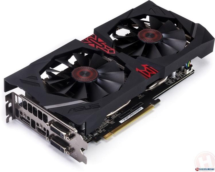 ASUS Radeon R9 380X STRIX Gaming OC