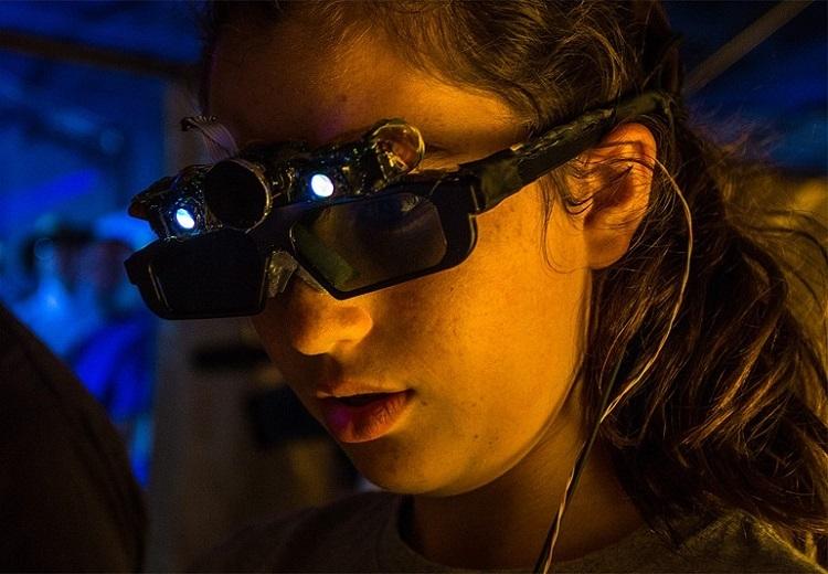 Интеллектуальные очки, разработанные в CINVESTAV