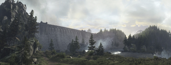Здесь и ниже: The Vanishing of Ethan Carter Redux