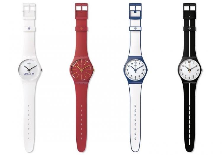 """Swatch и Visa предлагают оплачивать покупки с помощью наручных часов"""""""