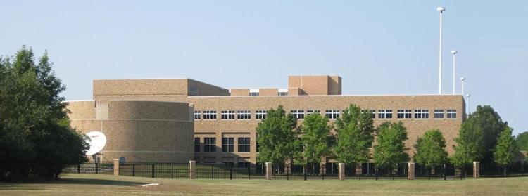 Штаб-квартира Dow Chemicals в Мидленде