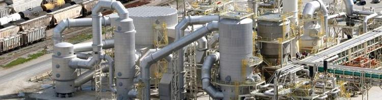 Один из заводов DuPont