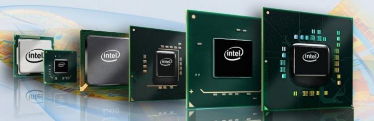 Наборы микросхем Intel